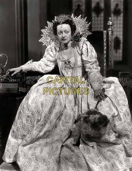 BETTE DAVIS, 1939.in The Private Lives of Elizabeth and Essex.*Filmstill - Editorial Use Only*.CAP/PLF.Supplied by Capital Pictures.