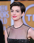 Anne Hathaway at 19th Annual Screen Actors Guild Awards® at the Shrine Auditorium in Los Angeles, California on January 27,2013                                                                   Copyright 2013 Hollywood Press Agency