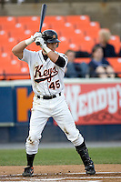 Binick, Kraig 1449.jpg. Carolina League Myrtle Beach Pelicans at the Frederick Keys at Harry Grove Stadium on May 13th 2009 in Frederick, Maryland. Photo by Andrew Woolley.