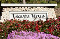 Laguna Hills City Monument
