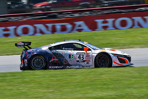 Pirelli World Challenge<br /> Grand Prix of Mid-Ohio<br /> Mid-Ohio Sports Car Course, Lexington, OH USA<br /> Sunday 30 July 2017<br /> Ryan Eversley<br /> World Copyright: Richard Dole/LAT Images<br /> ref: Digital Image RD_MIDO_17_280