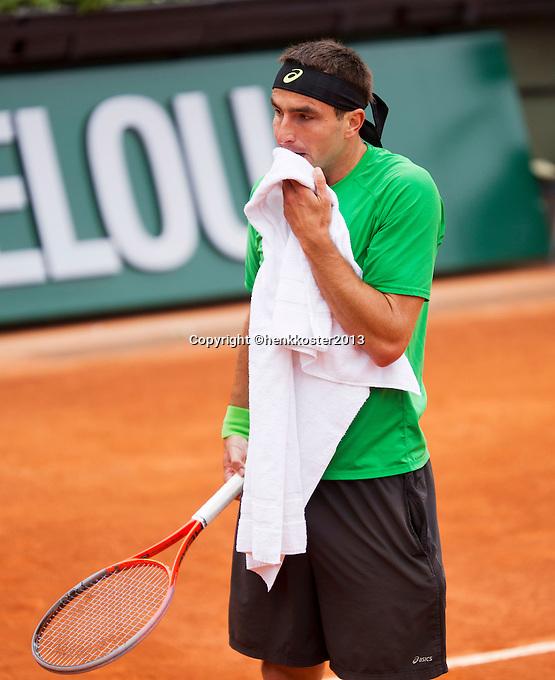 26-05-13, Tennis, France, Paris, Roland Garros, Matosevic