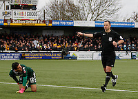 Sutton United v Leeds United - FA Cup 4th round - 29.01.2017