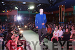 James McEllistrim modeling the latest school fashion  at the Castleisland Community College fashion show in the River Island Hotel on Saturday night