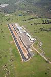 Calaveras County, California airport, Rasmussin Field aerial.