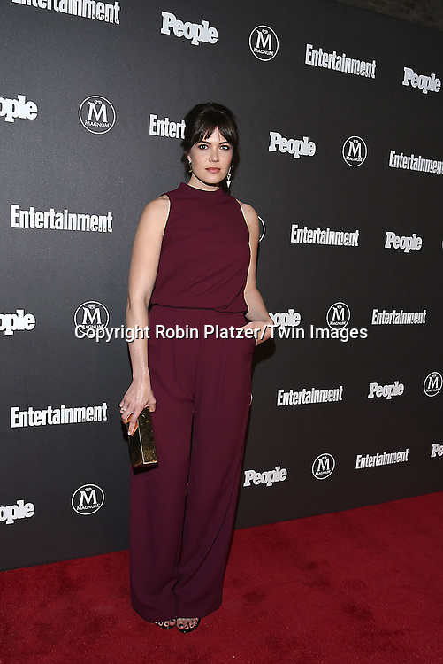 Mandy Moore of the show This Is Us attend the Entertainment Weekly &amp; PEOPLE Magazine New York Upfronts Celebration on May 16, 2016 at Cedar Lake in New York, New York, USA.<br /> <br /> photo by Robin Platzer/Twin Images<br />  <br /> phone number 212-935-0770