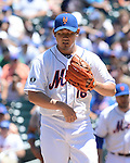 Daisuke Matsuzaka (Mets),<br /> JUNE 15, 2014 - MLB : Daisuke Matsuzaka of the New York Mets  during the first inning of a Major League Baseball game against the San Diego Padres at Citi Field in Flushing, New York, USA.<br /> (Photo by AFLO)