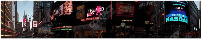 Times Square, New York City, New York, USA, December 20, 2006