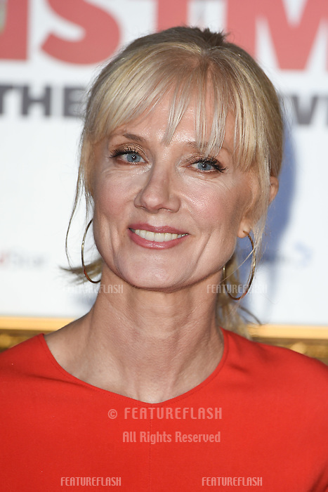 LONDON, UK. November 21, 2018: Joely Richardson at the &quot;Surviving Christmas with the Relatives&quot; premiere at the Vue Leicester Square, London.<br /> Picture: Steve Vas/Featureflash