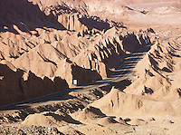 Valley of the Moon, near San Pedro de Atacama, Atacama Desert, Chile