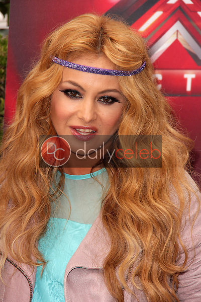 Paulina Rubio<br /> at &quot;The X Factor&quot; Los Angeles Auditions, Galen Center, Los Angeles, CA 07-11-13<br /> David Edwards/DailyCeleb.Com 818-249-4998