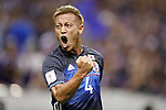 Keisuke Honda (JPN), SEPTEMBER 1, 2016 - Football / Soccer :<br /> FIFA World Cup Russia 2018 Asian Qualifier<br /> Final Round Group B<br /> between Japan - United Arab Emirates<br /> at Saitama Stadium 2002, Saitama, Japan.<br /> (Photo by Yusuke Nakanishi/AFLO SPORT)