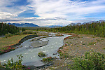 IMAGES OF THE YUKON,CANADA, Quill Creek