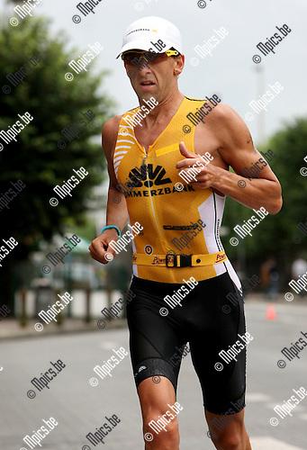 2009-08-02 / Triathlon / Antwerp Iron Man 2009 / Marino Vanhoenacker..Foto: Maarten Straetemans (SMB)