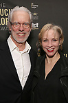 Terrence Mann and Charlotte d'Amboise attends the 33rd Annual Lucille Lortel Awards on May 6, 2018 in New York City.