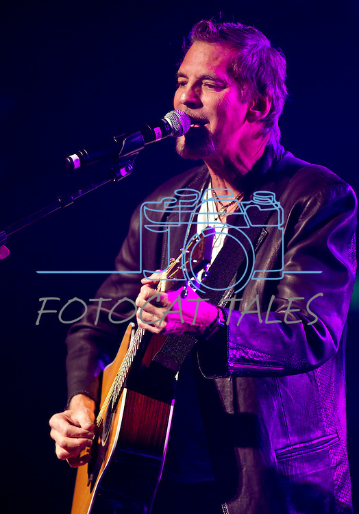 Kenny Loggins performs at Harrahs Lake Tahoe, in Stateline, Nev., on Saturday, Feb. 18, 2012..Photo by Cathleen Allison
