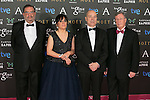 Actors and Personalities attend the 2015 Goya Awards at Auditorium Hotel, Madrid,  Spain. February 07, 2015.(ALTERPHOTOS/)Carlos Dafonte)
