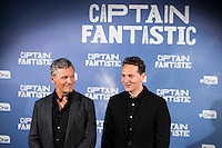 Presentation of the Film Captain Fantastic.