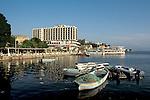 Israel, Tiberias by the Sea of Galilee