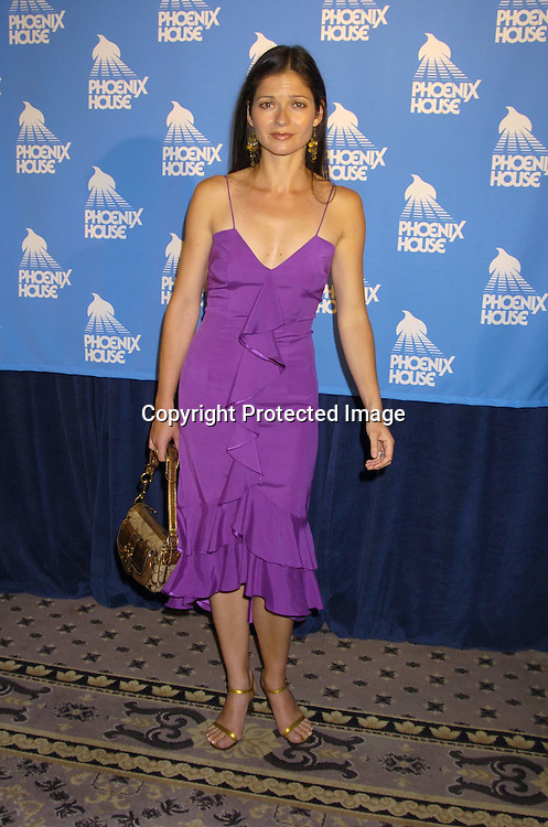 Jill Hennessey..at the Phoenix House Benefit honoring Jeff Zucker with the Phoenix Rising Award on June 8, 2005 at The Waldorf Astoria . ..Photo by Robin Platzer, Twin Images