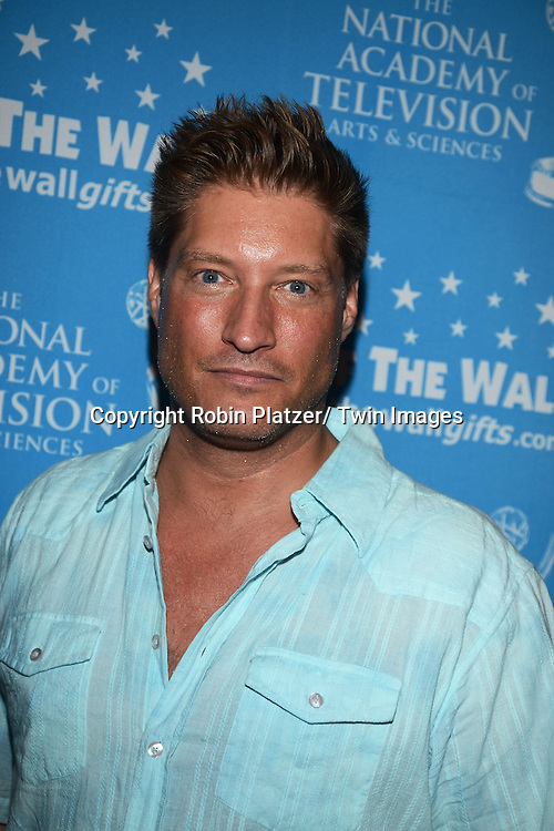 Sean Kanan attends the Gifting Suitefor the Daytime Emmy Awards by Off The Wall Productions on June 15, 2013 at the Beverly Hills Hotel in Beverly Hills, California.