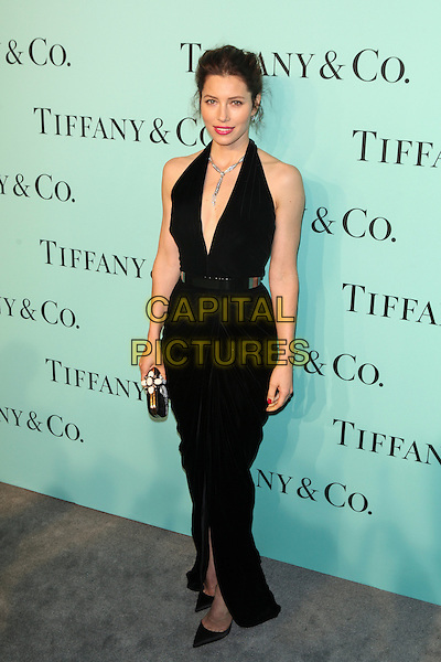 NEW YORK, NY - APRIL 10:  Jessica Biel attends the Tiffany Debut of the 2014 Blue Book on April 10, 2014 at the Guggenheim Museum in New York City. <br /> CAP/MPI/COR<br /> &copy;Corredor99/ MediaPunch/Capital Pictures