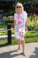 Elaine Paige at the Chelsea Flower Show 2018, London, UK. <br /> 21 May  2018<br /> Picture: Steve Vas/Featureflash/SilverHub 0208 004 5359 sales@silverhubmedia.com