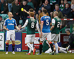 Kenny Miller booked