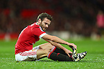 Juan Mata of Manchester United dejected - Manchester United vs Norwich City - Barclays Premier League - Old Trafford - Manchester - 19/12/2015 Pic Philip Oldham/SportImage