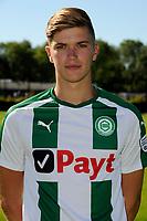 GRONINGEN - Presentatie FC Groningen o23, seizoen 2018-2019,   30-06-2018,  Martijn van Maastrigt