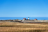 Race Point lighthouse, Provincetown, Cape Cod, Massachusetts, USA