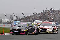 2019 British Touring Car Championship. Race 1. #66 Josh Cook. BTC Racing. Honda Civic Type R.