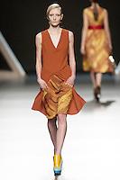 Moises Nieto in Mercedes-Benz Fashion Week Madrid 2013