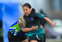 Rugby sevens. 2019 AIMS games at Bay Arena in Mount Maunganui, New Zealand on Tuesday, 10 September 2019. Photo: Dave Lintott / lintottphoto.co.nz