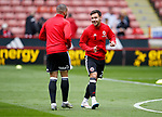 George Baldock of Sheffield Utd during the Championship match at Bramall Lane Stadium, Sheffield. Picture date 16th September 2017. Picture credit should read: Jamie Tyerman/Sportimage