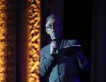 Alan Cumming on stage at the Dramatists Guild Foundation 2018 dgf: gala at the Manhattan Center Ballroom on November 12, 2018 in New York City.