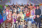 No this is not an archive photo, this was the joint birthday party of Alan & Ann Landers (seated front left), Cahersiveen, who celebrated their birthdays in Hippy style with family and friends on Saturday night - the costumes were great!!!