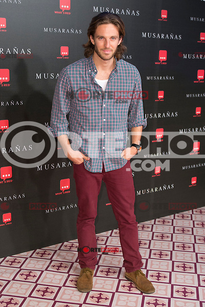 "Alex Haffner attend the Premiere of the movie ""Musaranas"" in Madrid, Spain. December 17, 2014. (ALTERPHOTOS/Carlos Dafonte) /NortePhoto /NortePhoto.com"
