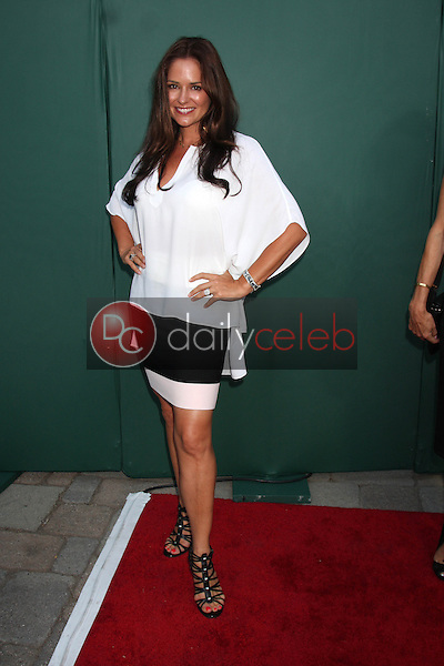 LOS ANGELES - JUL 8:  Tanya Memme at the Crown Media Networks July 2014 TCA Party at the Private Estate on July 8, 2014 in Beverly Hills, CA