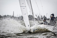 Day One Delta Lloyd Regatta  2016 (24/28 May 2016). Medemblik - the Netherlands.