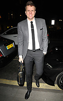 Jake Humphrey at the GQ Car Awards 2018, Corinthia Hotel, Whitehall Place, London, England, UK, on Monday 05 February 2018.<br /> CAP/CAN<br /> &copy;CAN/Capital Pictures