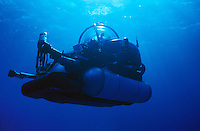 Deep Worker Submersible