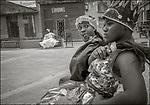 Havana, Cuba:<br /> Santeria dance performers in a square in Havana Vieja
