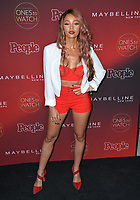 Vanessa Morgan at the 2017 People's &quot;Ones To Watch&quot; event at NeueHouse Hollywood, Los Angeles, USA 04 Oct. 2017<br /> Picture: Paul Smith/Featureflash/SilverHub 0208 004 5359 sales@silverhubmedia.com
