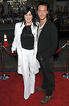Angelica Huston & Jack Huston at The Twentieth Century Fox L.A. Screening of X-Men Origins - Wolverine held at The Grauman's Chinese Theatre in Hollywood, California on April 28,2009                                                                     Copyright 2009 Debbie VanStory/RockinExposures