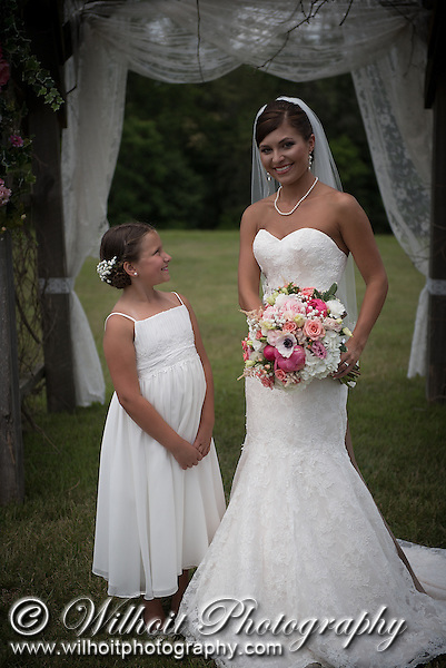 Jackson & Corie Oster Wedding Pictures 2015