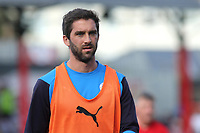 Will Grigg of Wigan Athletic during Brentford vs Wigan Athletic, Sky Bet EFL Championship Football at Griffin Park on 15th September 2018