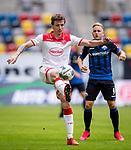 nph00351: Fussball, 1. Bundesliga, Saison 19/20, 26. Spieltag, Fortuna Düsseldorf - FC Paderborn 07, 16.05.2020:<br /> Marcel Sobottka (F95)<br />  <br /> <br /> Nur für journalistische Zwecke! Only for editorial use!<br /> <br /> Gemäß den Vorgaben der DFL Deutsche Fußball Liga ist es untersagt, in dem Stadion und/oder vom Spiel angefertigte Fotoaufnahmen in Form von Sequenzbildern und/oder videoähnlichen Fotostrecken zu verwerten bzw. verwerten zu lassen. DFL regulations prohibit any use of photographs as image sequences and/or quasi-video. <br /> <br /> Foto: Moritz Müller/Pool / via Meuter/nordphoto