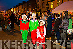 At the Castleisland Christmas lights Event on Friday