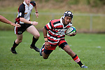 Counties Manukau Under 18's vs King Country Under 18's played at Growers Stadium on September 2007. Counties Manukau won 67 - 0.